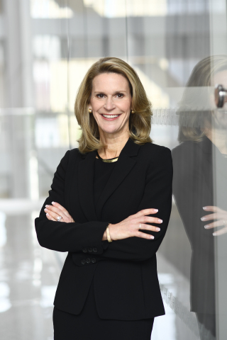 Caroline Feeney, CEO of Individual Solutions (Photo: Business Wire)