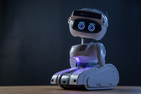 The Misty II Robot (Photo: Business Wire)