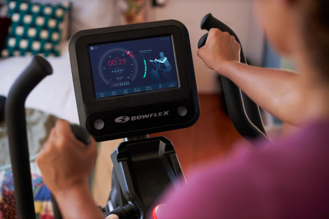 Nautilus, Inc. rolls out a world-class, AI-powered, adaptive coaching platform called JRNY™ to multiple Bowflex® products to create truly personalized home workouts. (Photo: Business Wire)