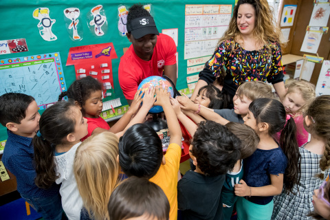 SONIC's month-long annual Limeades for Learning Fall Voting campaign ended on Sunday, Oct. 27 and launched yet another funding initiative to support SONIC-affiliated public school teachers who are still seeking funding for their classroom projects. (Photo: Business Wire)