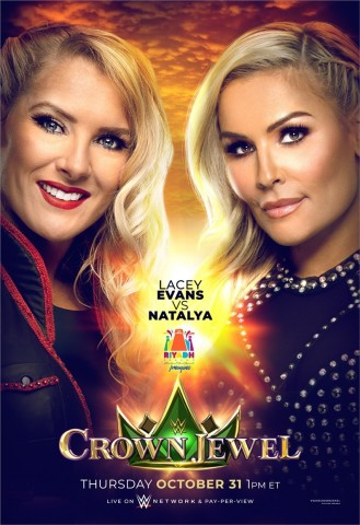 WWE Superstars Natalya (right) and Lacey Evans (left) (Photo: Business Wire)