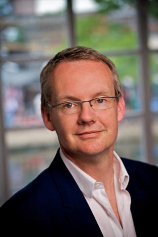 David Lynn, President and CEO of Viacom International Media Networks, will oversee the ViacomCBS's international media networks, including Network 10 in Australia Credit: Viacom
