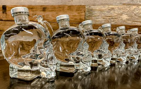 PriceSpider's 15-Year Anniversary Crystal Head Vodka (Photo: Business Wire)
