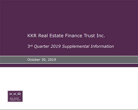 KREF Q3'19 Supplemental Presentation