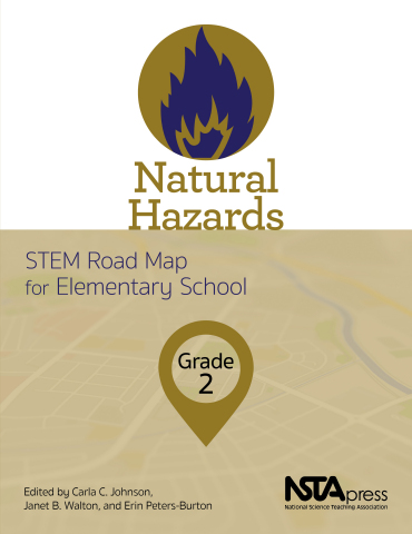 Natural Hazards, Grade 2: STEM Road Map for Elementary School book cover (Graphic: Business Wire)