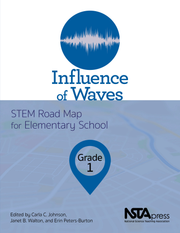 Influence of Waves, Grade 1: STEM Road Map for Elementary School book cover (Graphic: Business Wire)