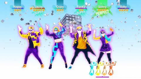 Just Dance 2020 will be available on Nov. 5. (Photo: Business Wire)