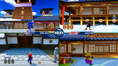 Mario & Sonic at the Olympic Games Tokyo 2020 will be available on Nov. 5. (Photo: Business Wire)