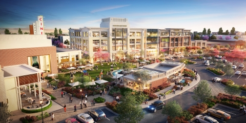 Rendering of Mountain View Village (Photo: Business Wire)