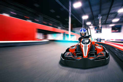 K1 Speed Racing Experience (Photo: Business Wire)