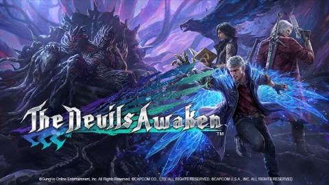 GungHo Online Entertainment (TOKYO:3765) released Nero from the Devil May Cry series, as well as his The Devils Awaken card expansion, for the Capcom co-developed TEPPEN. Players can now get their hands on the new Hero, experiment with his Hero Arts, and craft exciting decks within the expansion. Nero and The Devils Awaken Expansion for TEPPEN is now available on the Amazon Appstore. New users who download TEPPEN on the Amazon Appstore before Jan. 1, 2020 can earn 30 'CORE' Pack Tickets, 10 'DAY OF NIGHTMARES' Pack Tickets, and 3,200 Souls. (Graphic: Business Wire)