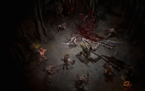 Diablo IV draws players into a grim story line and gives them the freedom to explore and forge their own path across the most expansive and intense vision of the world of Sanctuary. (Graphic: Business Wire)
