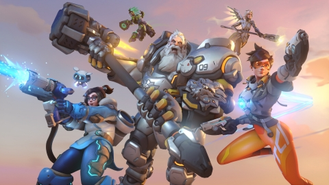 Overwatch 2 is a supercharged sequel that sends players deeper into the world and story of Overwatch and builds upon its foundation of world-class PvP competition. (Graphic: Business Wire)