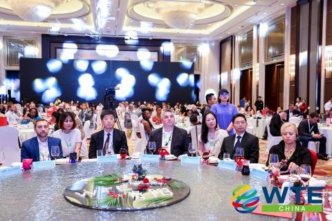 Présentation sur le tourisme à Guiyang lors du WTE China 2019 (Photo: Business Wire)