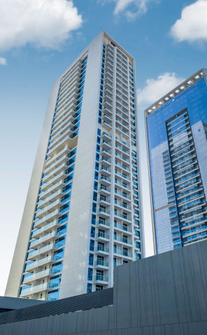 Studio One in Dubai Marina (Photo: AETOSWire)