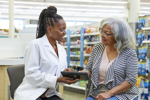 Walgreens new billing solution provides Medicare patients more convenient access to continuous glucose monitoring devices. (Photo: Business Wire)