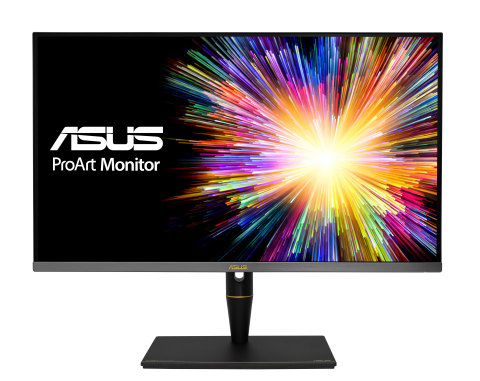 The ASUS ProArt PA32UCX Display will be showcased at Adobe MAX 2019 (Photo: Business Wire)