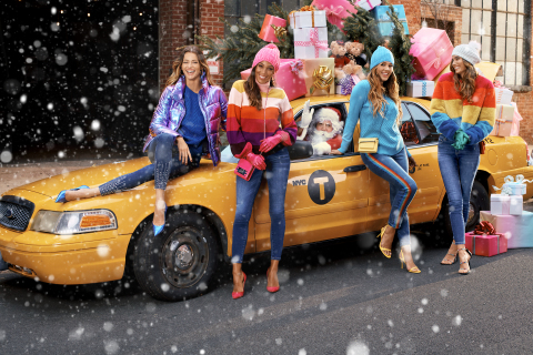 New York & Company unveils Holiday State of Mind campaign and celebrates 11 year partnership with St. Jude Children's Research Hospital (Photo: Business Wire)