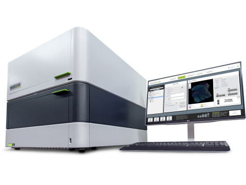 NanoString's GeoMx™ Digital Spatial Profiler. Your GPS for Biology. (Photo: Business Wire)