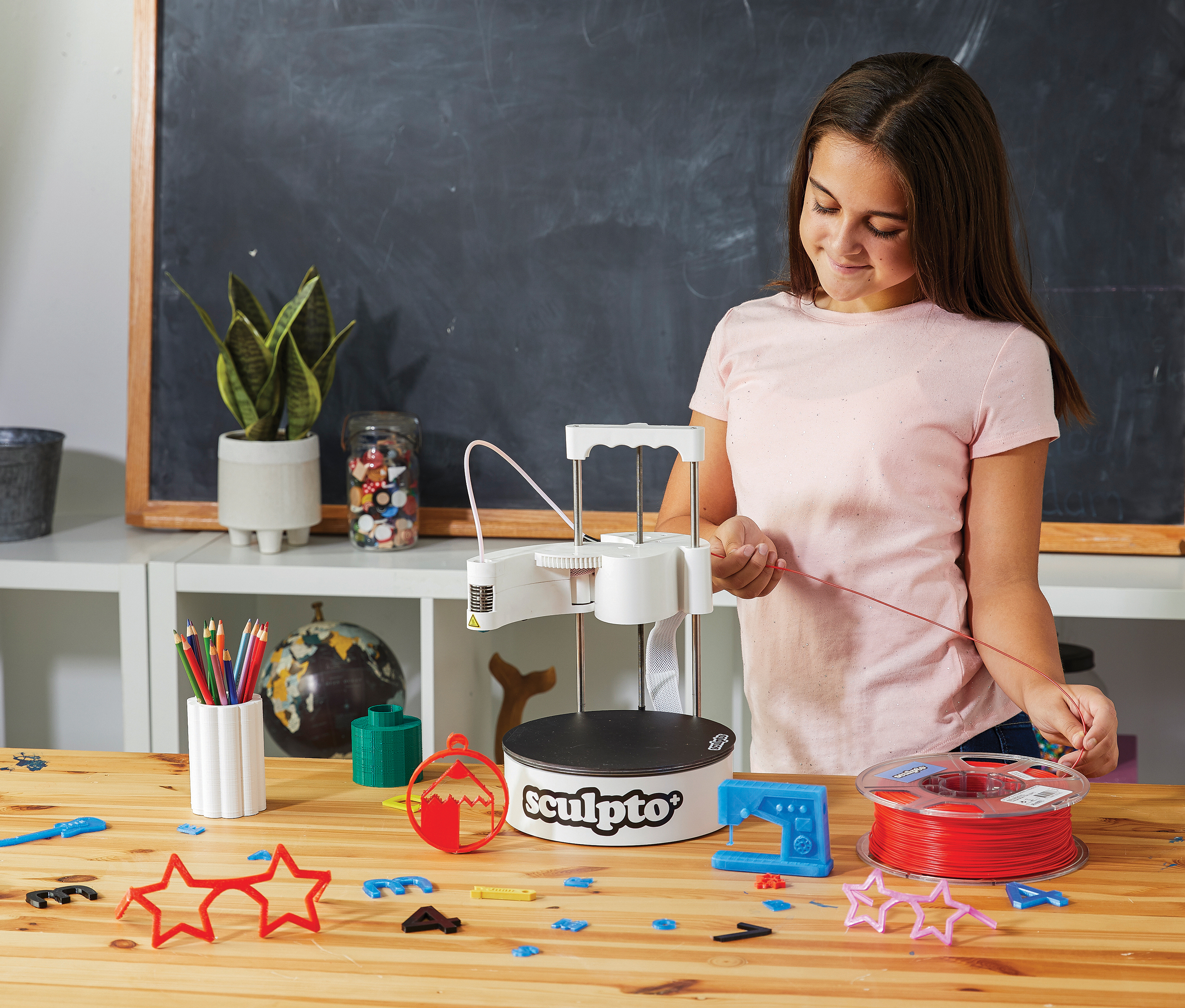 Joann Launches Exclusive 3d Printers Enhances Shopping