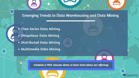 Emerging Trends in Data Warehousing and Data Mining