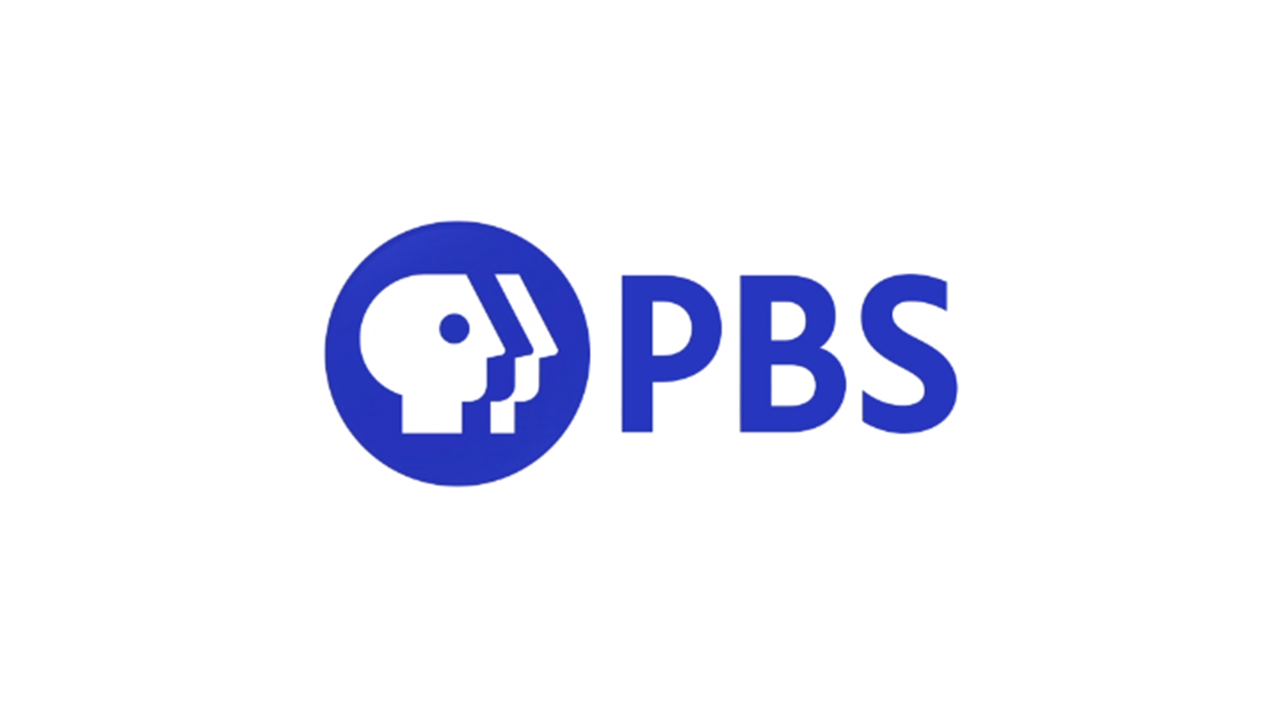 Transformation of PBS logo from old to new