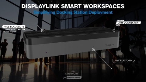 DisplayLink Announces Gold Sponsorship of Microsoft Ignite 2019 (Photo: Business Wire)