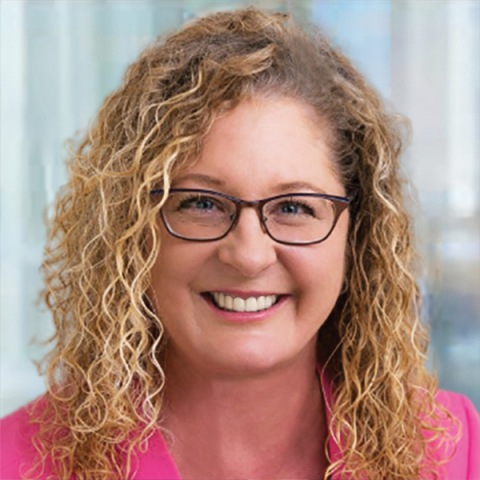Erica Wolff has joined Fringe Benefit Group, an industry leader in the design, implementation and administration of benefit plans for hourly workers, as vice president of HR. (Photo: Business Wire)