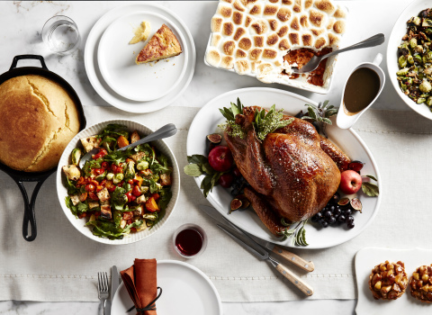 TODAY Show Thanksgiving Recipes and Turkey Day Traditions Brochure Available at Williams Sonoma (Photo: Business Wire)