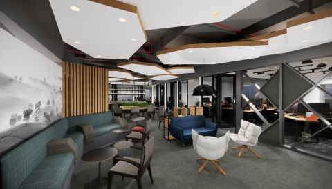 """Compass Offices Chief Executive Officer Hans Leijten said, """"Our expansion in China's commercial city answers a key requirement of our growing international customer base. We are excited to add this core location in Shanghai to our portfolio."""" (Photo: Business Wire)"""
