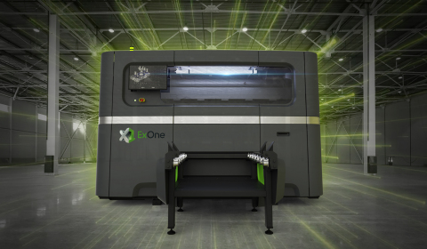 The X1 160PRO™ Metal 3D Printer (Photo: Business Wire)