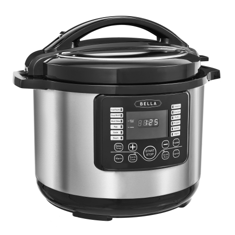 BJ's Wholesale Club announced its Black Friday deals and doorbusters on Nov. 5, 2019, giving members the chance to Seize the Savings on some of the hottest products like this Bella 10-Qt. Multi Cooker with Digital Display. (Photo: Business Wire)