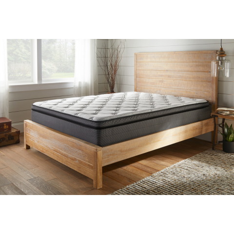 "BJ's Wholesale Club announced its Black Friday deals and doorbusters on Nov. 5, 2019, giving members the chance to Seize the Savings on some of the hottest products like this Berkley Jensen 15"" Euro Pillowtop King Mattress. (Photo: Business Wire)"