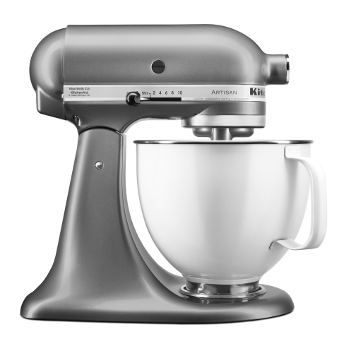 BJ's Wholesale Club announced its Black Friday deals and doorbusters on Nov. 5, 2019, giving members the chance to Seize the Savings on some of the hottest products like this KitchenAid 5-Qt Artisan Stand Mixer with White Painted Bowl. (Photo: Business Wire)