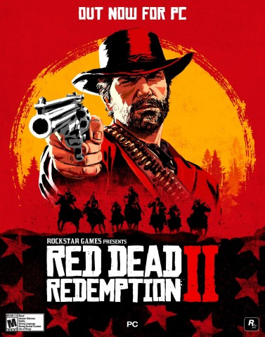 Rockstar Games® is proud to announce that Red Dead Redemption 2 is now available for the PC. Originally released on October 26, 2018, Red Dead Redemption 2 for the PlayStation®4 and Xbox One was a critical and commercial success with approximately 25 million copies sold-in worldwide and remains the highest rated game of the current console generation. (Graphic: Business Wire)