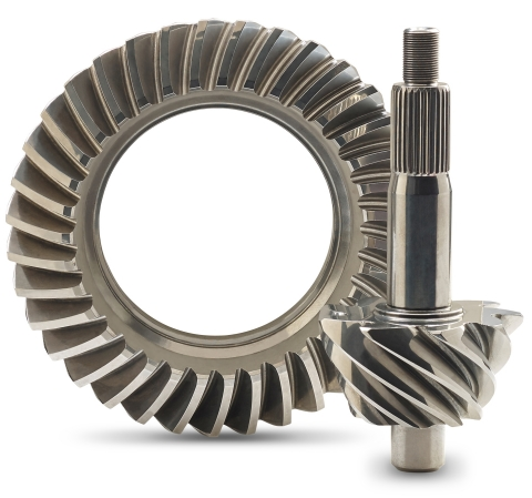 QuietTec ring and pinion gears were developed for high-performance applications where a smooth, quiet gear setup is typically difficult to achieve. (Photo: Business Wire)