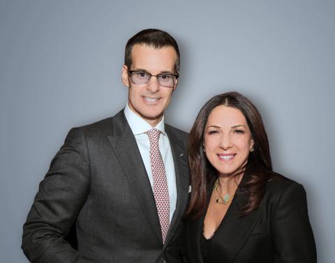コンコルディア大学の卒業生および寄付者:コンコルディアのためのキャンペーンの共同委員長であり、モントリオールに本拠を置くサプート(TSE:SAP) の取締役会長兼最高経営責任者(CEO)のリノ・A・サプート・ジュニア氏(1989年BA取得)と、アメリア&リノ・サプート・ジュニア財団のプレジデントのアメリア・サプート氏。(写真:ビジネスワイヤ)