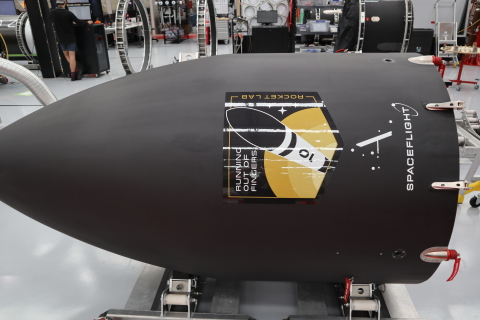 This mission represents Spaceflight's third launch with Rocket Lab this year. (Photo: Business Wire)