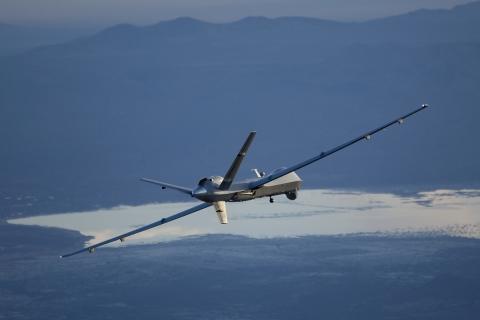 「600万時間という飛行時間は当社の無人航空機システムの信頼性の証しであり、機体は、技能と革新性のあるプロの専任グループにより、世界のさまざまな作戦向けに設計、構築、維持されています。」 -- GA-ASIのリンデン・ブルー最高経営責任者(CEO)(写真:ビジネスワイヤ)