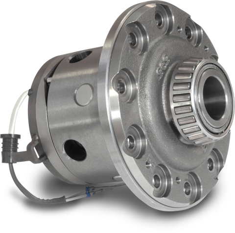 Eaton is expanding its popular ELocker electronic locking differential lineup to include models for Toyota pickups and SUVs. Eaton ELocker provides on-demand traction for challenging off-road terrain. The popular Eaton ELocker locking differential will be available for many Toyota applications in early 2020. (Photo: Business Wire)