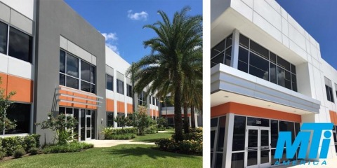 MTI America Opens New Office in Deerfield Beach, Florida (Photo: Business Wire)