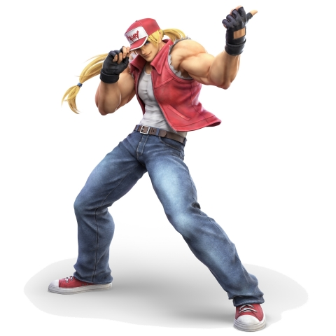 In a new video, Masahiro Sakurai, the director of Super Smash Bros. Ultimate, showcased Terry Bogard in action and unveiled the King of Fighters Stadium stage and 50 music tracks from an assortment of SNK titles, all coming to Super Smash Bros. Ultimate today. (Graphic: Business Wire)