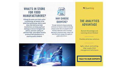 Why choose Quantzig as your next analytics solutions provider?