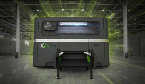 X1 160PRO™金属3Dプリンター(写真:ビジネスワイヤ)