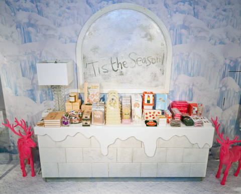 STORY at Macy's presents: Home for the Holidays, A Wonderland of Gifts for Everyone on Your List. Open now through Dec. 31 at 36 Macy's locations nationwide. (Photo: Business Wire)