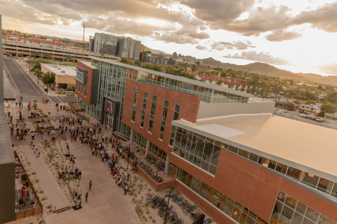 U of Arizona Honor Village Grand Opening (Photo: Business Wire)