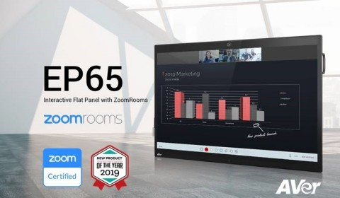 EP65 Wins New Product of the Year (Graphic: Business Wire)