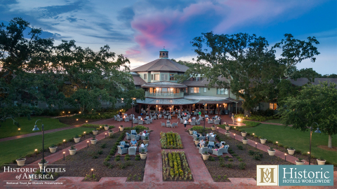 Grand Hotel Golf Resort & Spa (1847) Point Clear, Alabama (Photo: Business Wire)