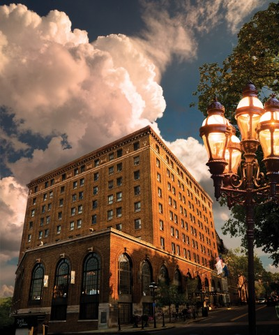 Historic Hotel Bethlehem (1922) Bethlehem, Pennsylvania (Photo: Business Wire)