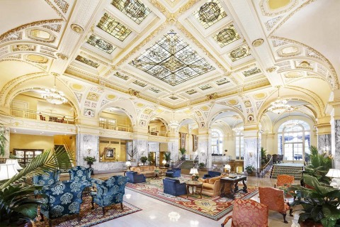 The Hermitage Hotel (1910) Nashville, Tennessee (Photo: Business Wire)